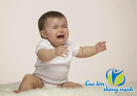 Trẻ còi xương thể bụ bẫm
