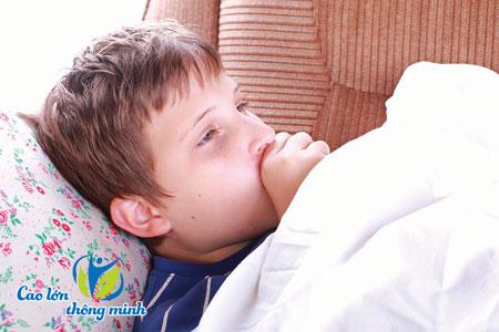Triệu chứng hen suyễn ở trẻ sơ sinh