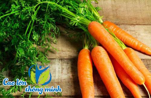 7 loại rau cho bé ăn thường xuyên giúp bé cao lớn