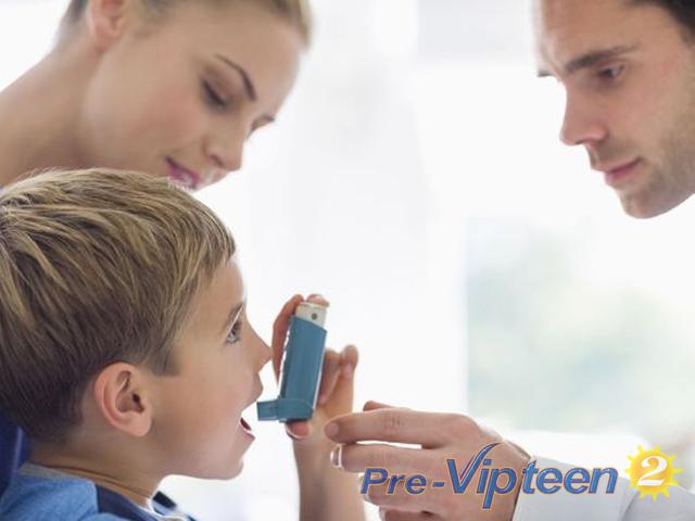 Cách chữa và điều trị bênh hen suyễn ở trẻ