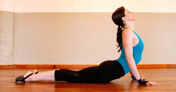Những bài tập yoga giảm cân nhanh