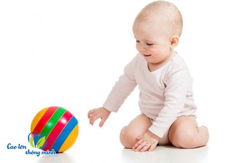 trẻ 1 tuổi uống sữa gì để tăng chiều cao