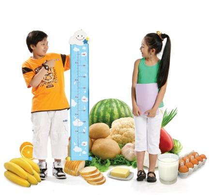 """""""Tăng chiều cao cho trẻ"""" những cách đơn giản nhất!"""